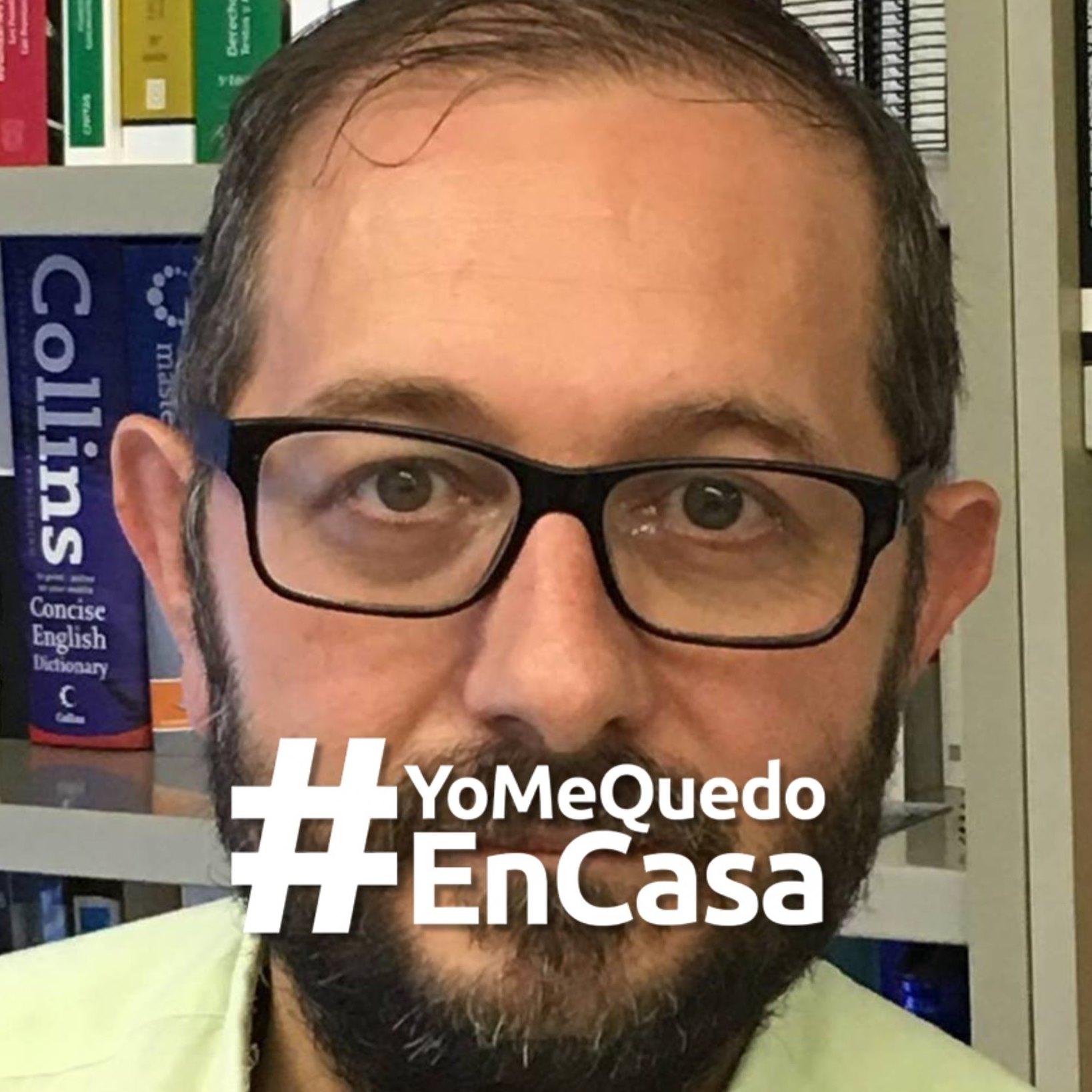 Rafael ARENAS GARCÍA En Casa