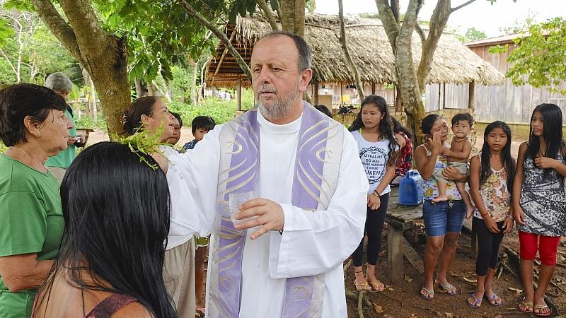 Roque Paloschi, arzobispo de Porto Velho