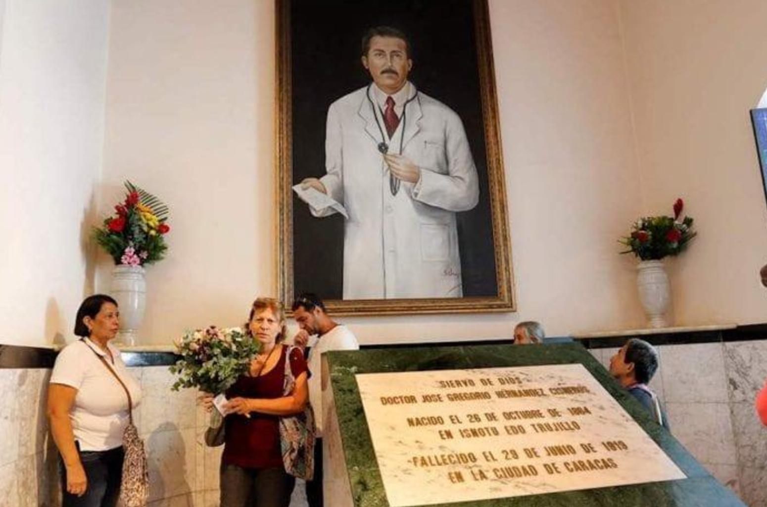 Jose Gregorio Hernandez Cada Vez Mas Cerca De La Beatificacion
