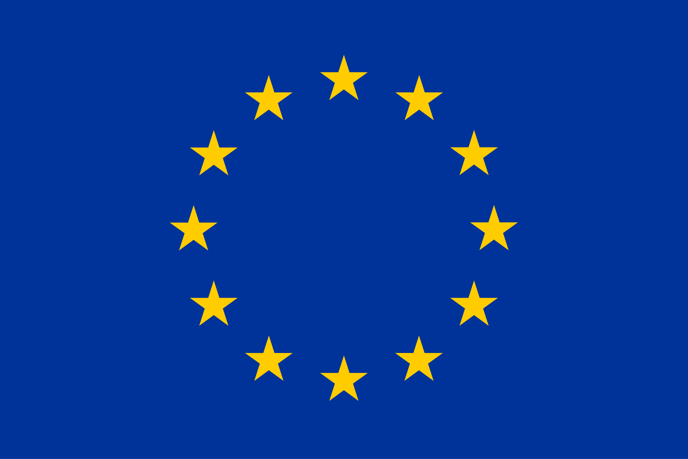 Europa flag_yellow_high