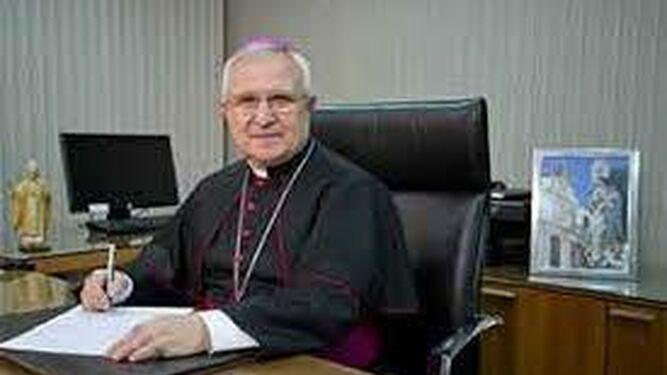 Jesús Murgui, obispo de Orihuela-Alicante.