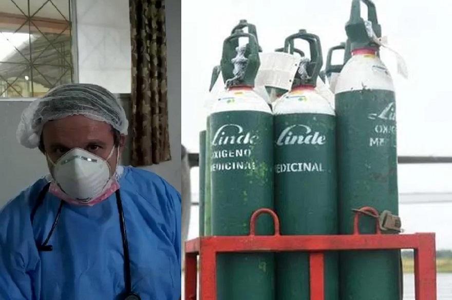 Oxígeno para Iquitos