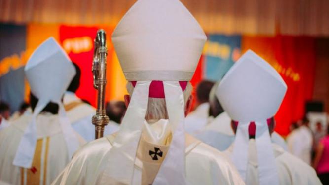 Mitras episcopales