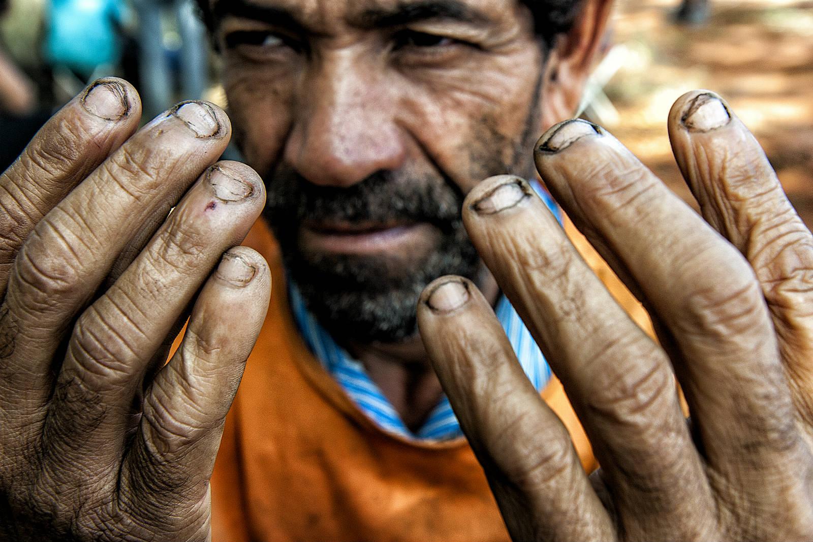 Trabajo esclavo en Brasil