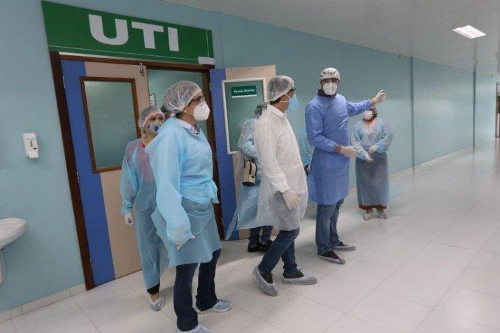 Hospital en Manaos