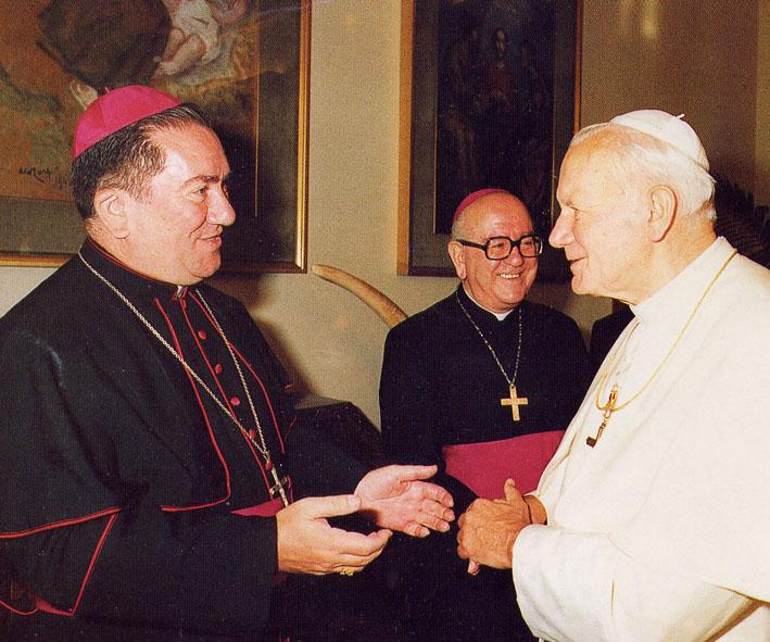 1991 Visita AdLim ASURMENDI Y LARRAURI