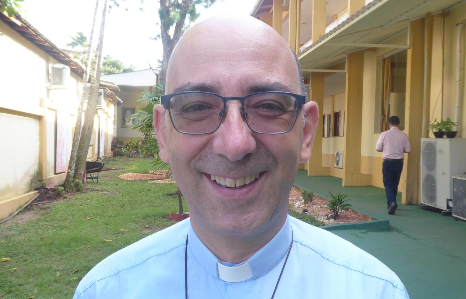Mons. David Martínez de Aguirre