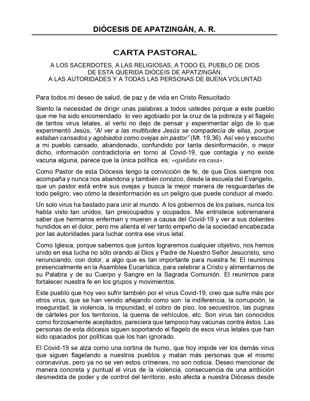 Carta pastoral Violencia_page-0001