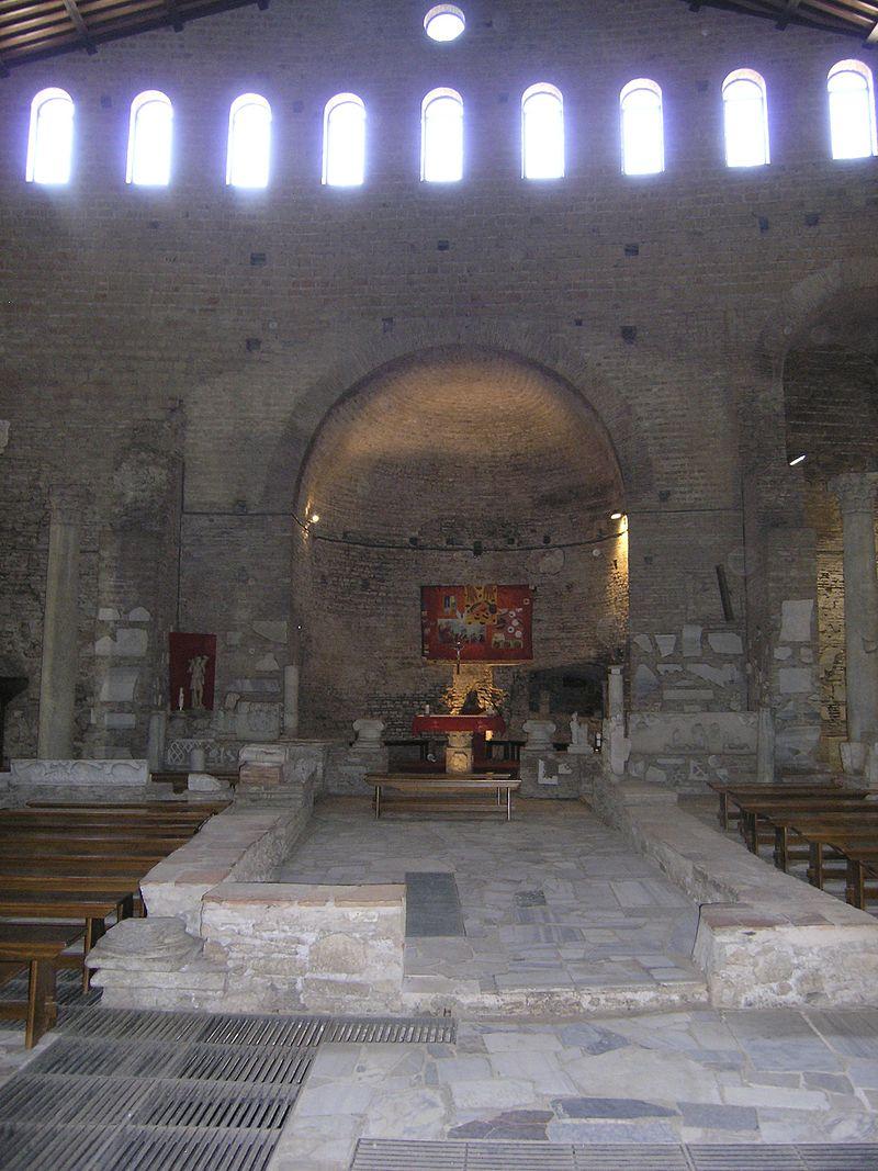 catacumbas de santa Domitila