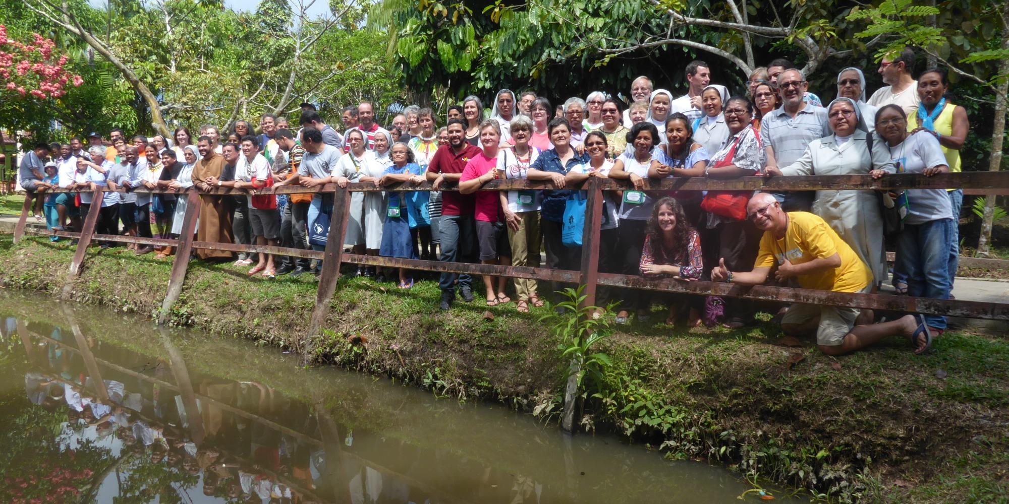 Vida religiosa en la Amazonía