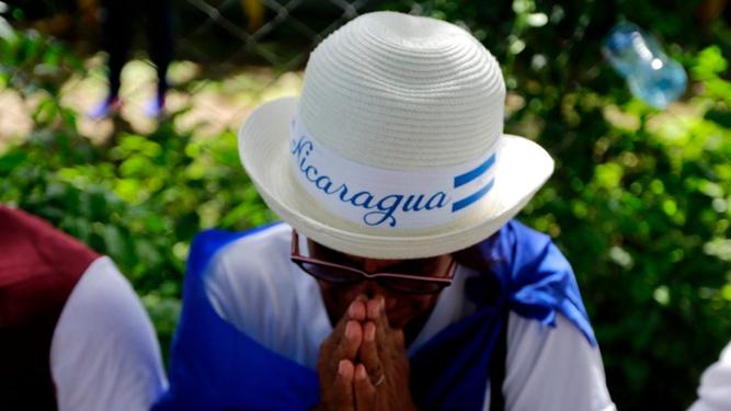 En oración por Nicaragua