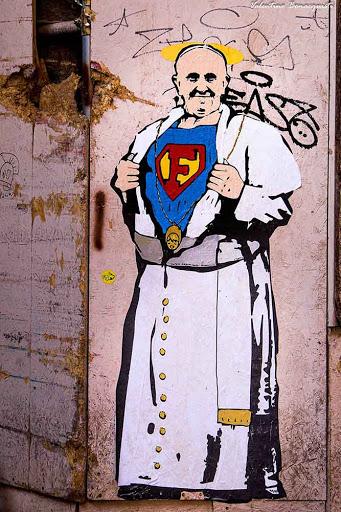 francesco supereroe due