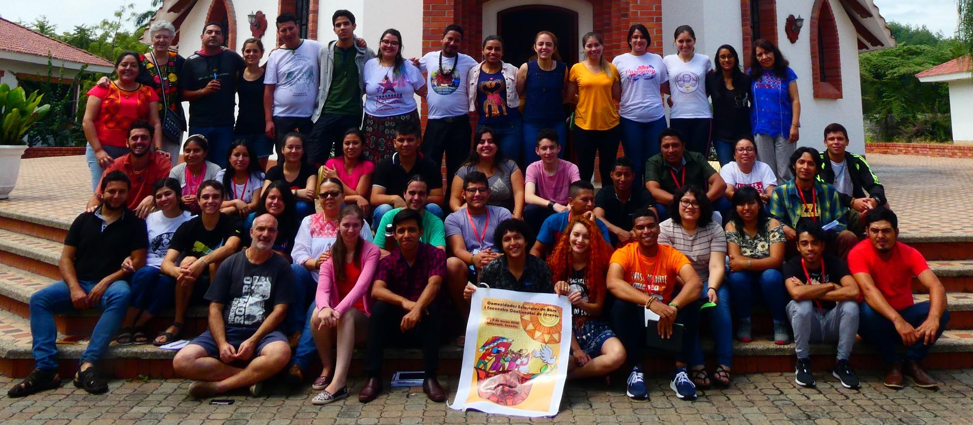 Encuentro Continental de Jóvenes de CEBs
