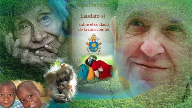 El Papa de la Laudato sii