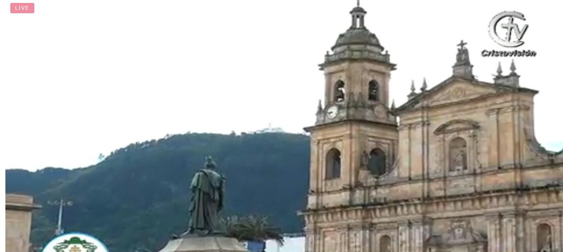 catedral de bogotá y monserrate
