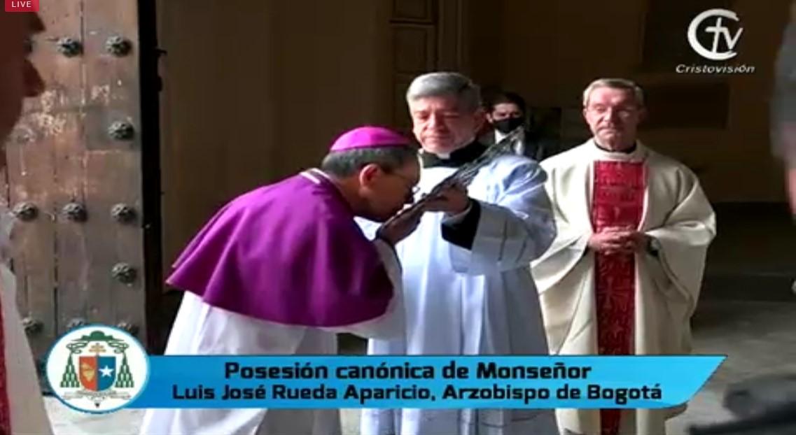 posesión arzobispo bogotá 1