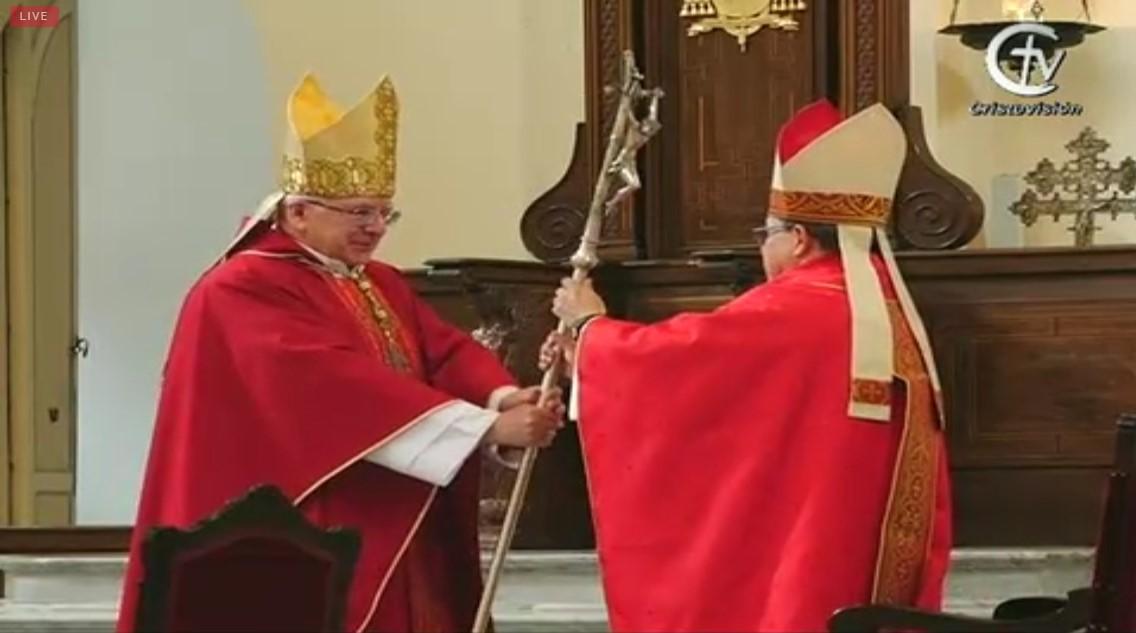 posesión arzobispo bogotá 2