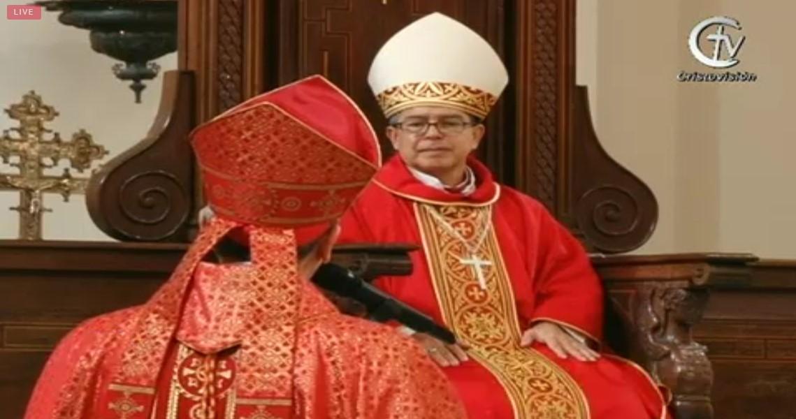 posesión arzobispo bogotá 3