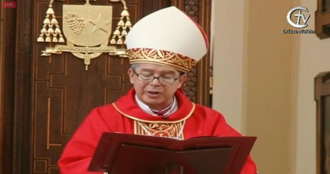 posesión arzobispo bogotá 5