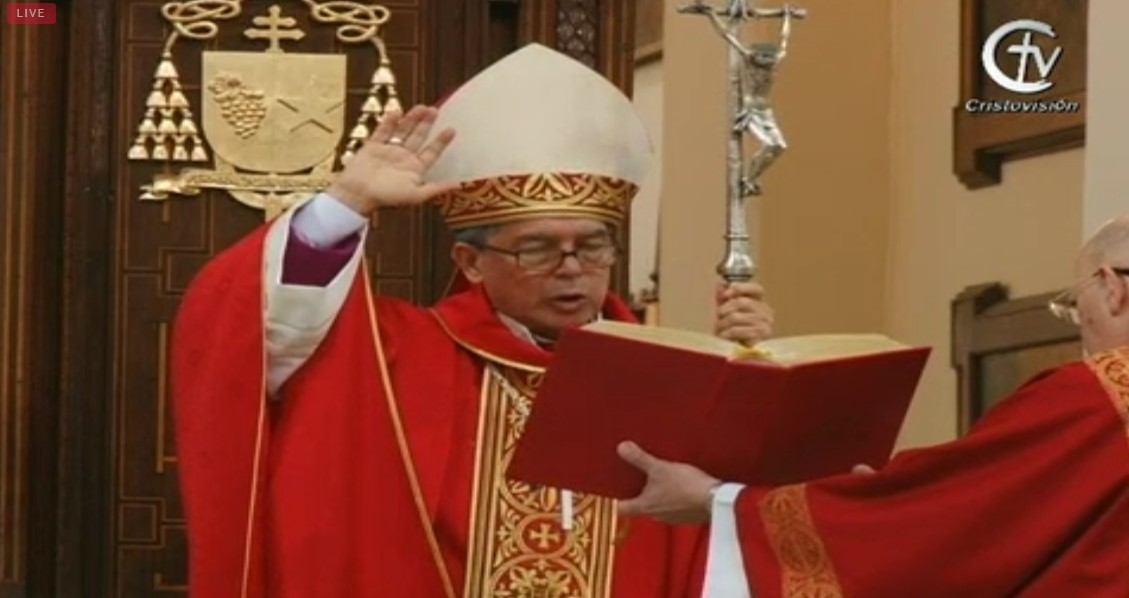 posesión arzobispo bogotá 6