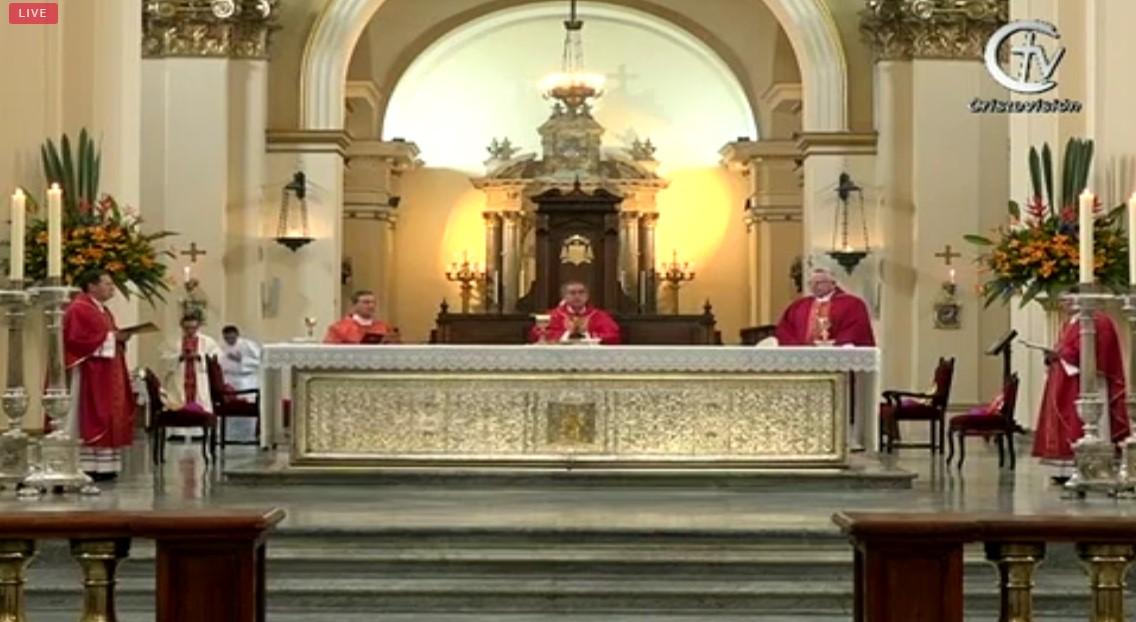 posesión arzobispo bogotá 8