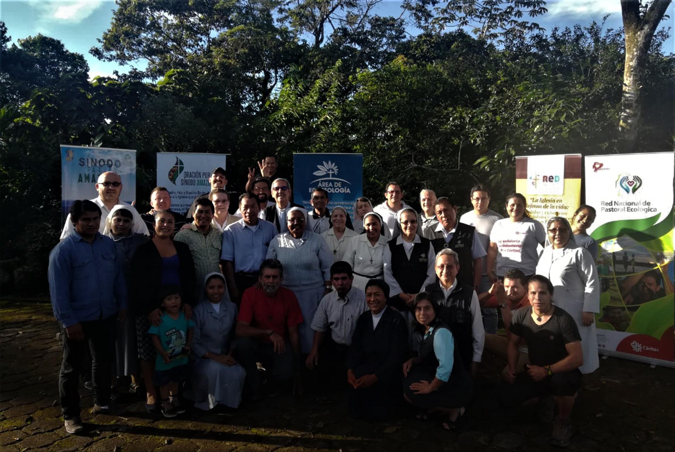 Encuentro de la REPAM Ecuador