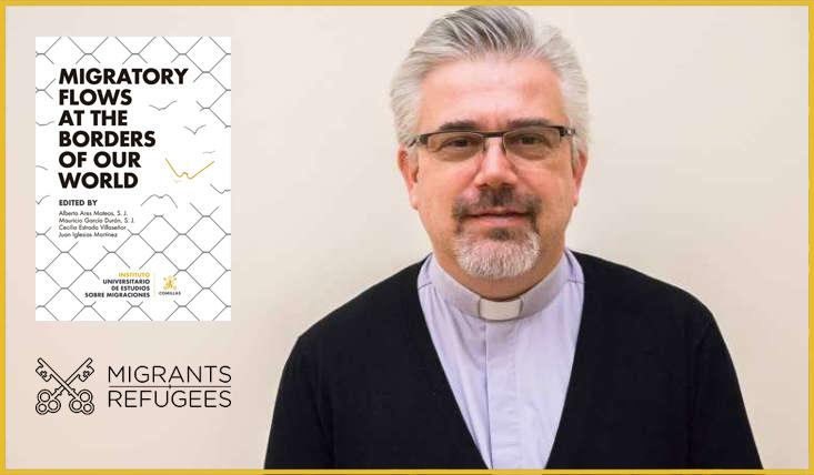 P. Fabio Baggio responsable de la Sección Migrantes y Refugiados del Vaticano