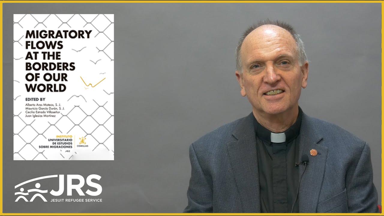 Tom Smolich SJ director internacional del Servicio Jesuita a Refugiados