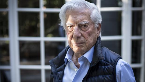 Mario Vargas Llosa 2021