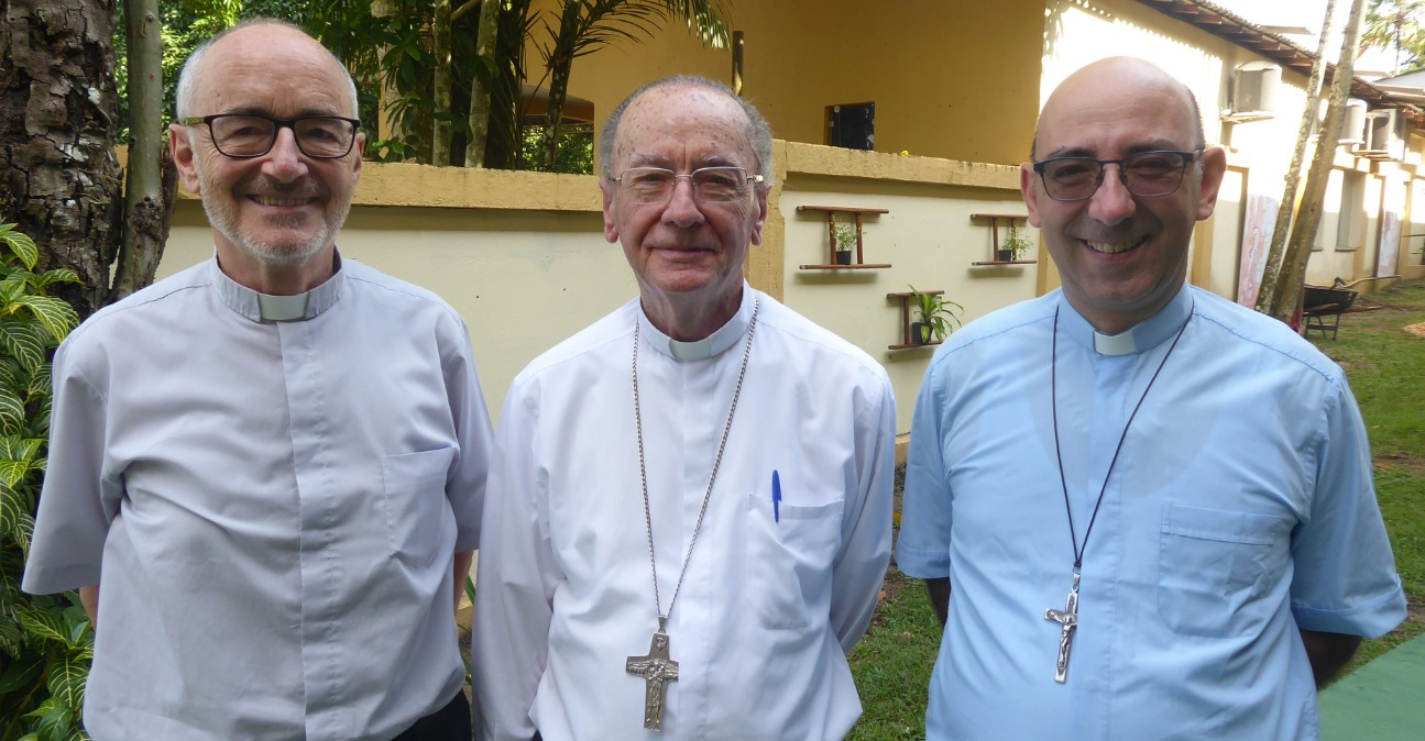 Czerny, Hummes y Martínez de Aguirre