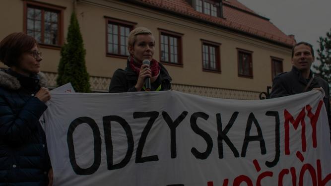 Clamor contra la pedofilia en Polonia