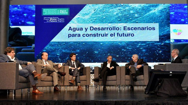 Luis Liberman Derecho al Agua