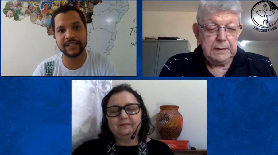 Encuentro virtual REPAM-Brasil