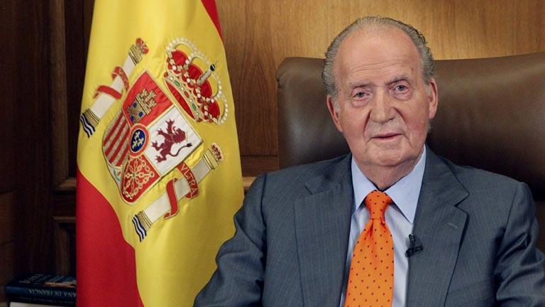 Su majestd Juan Carlos I,  rey emérito