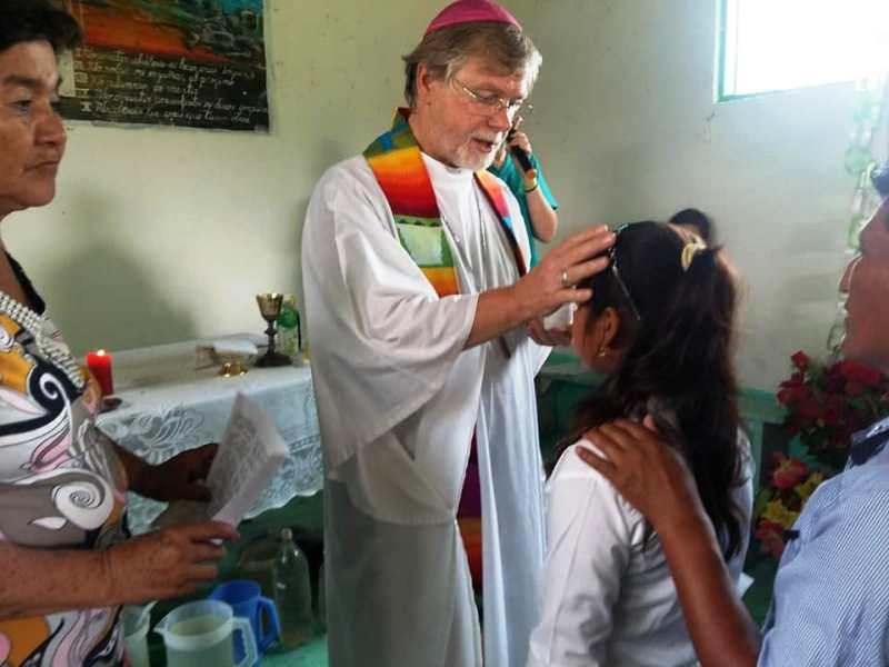 Monseñor Eugenio Coter