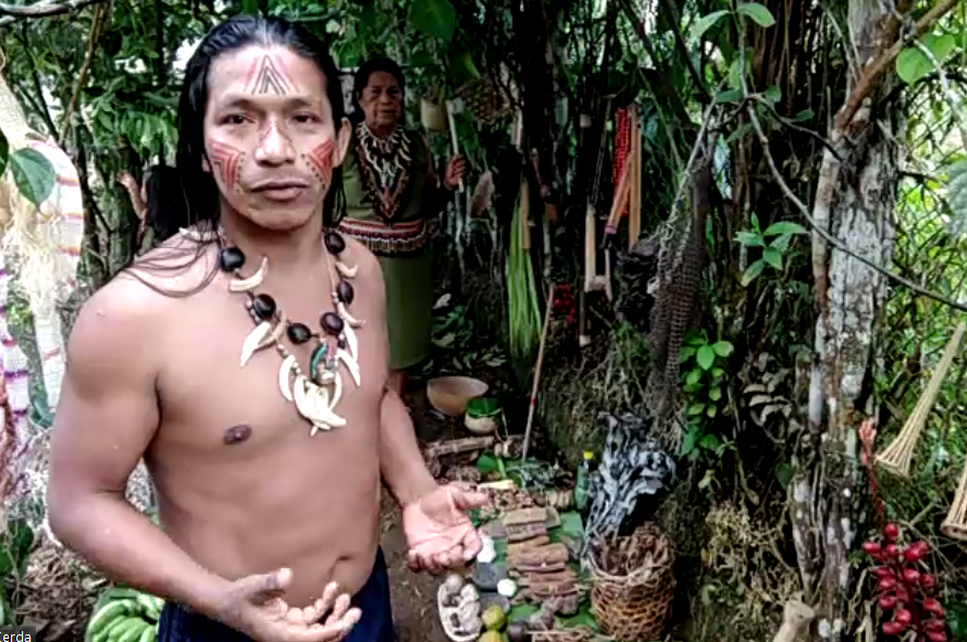 Abertura de la Asamblea Mundial por la Amazonía