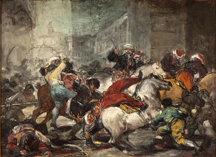 el-dos-de-mayo-de-1808-en-madrid-o-la-carga-de-los-mamelucos