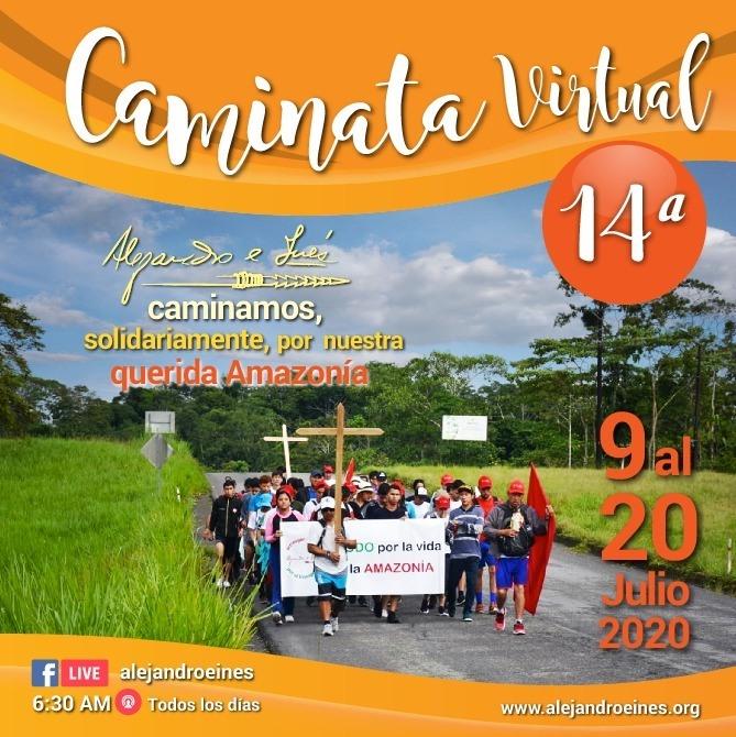 Caminata Virtual