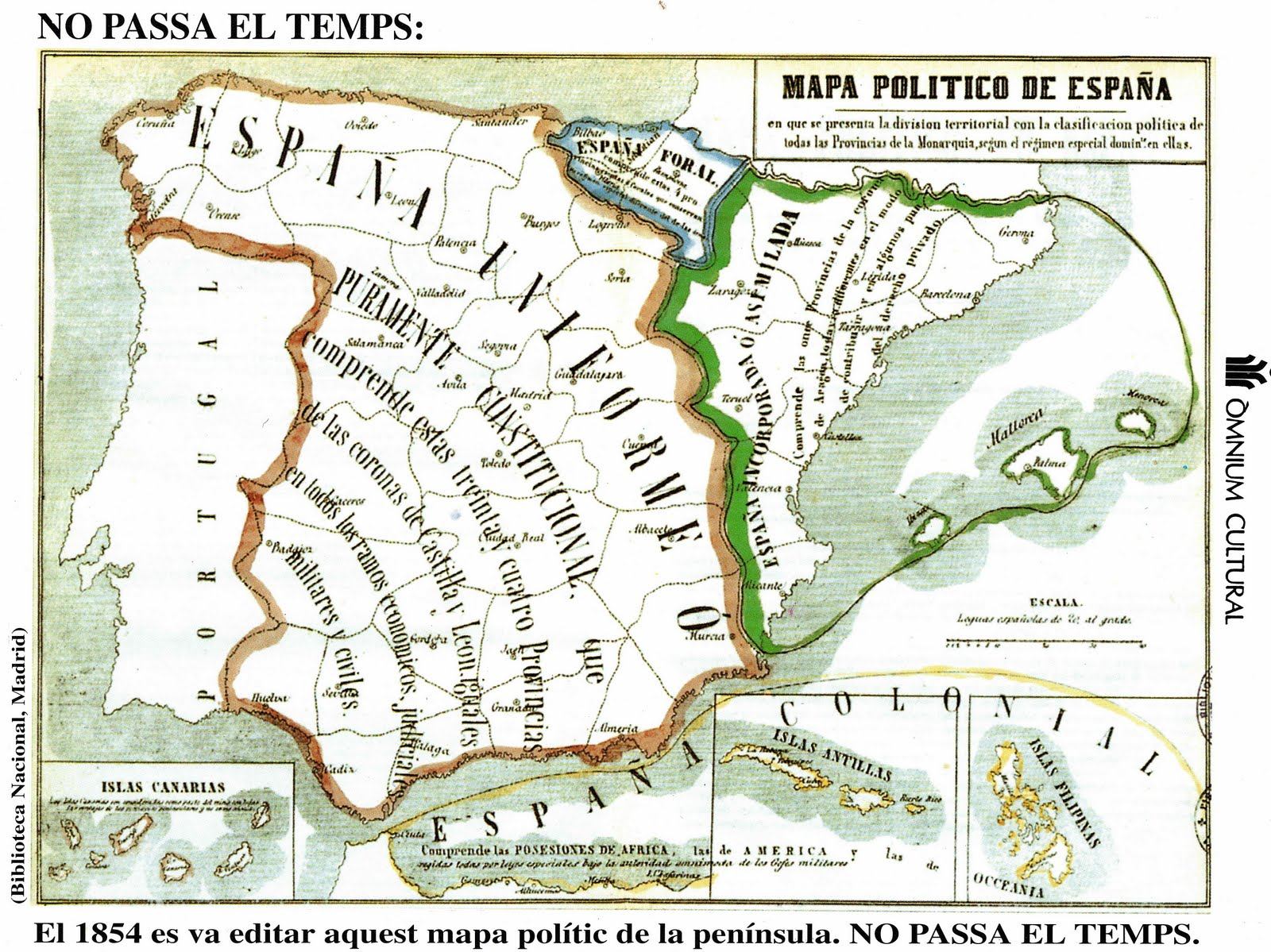 mapa-politico-espana-1854