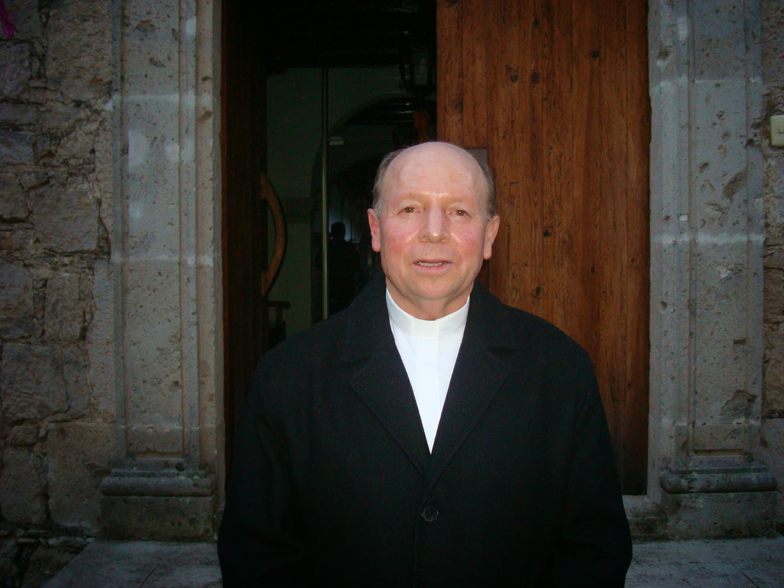 Obispo Cristóbal Ascencio