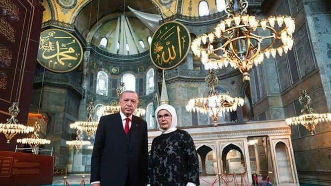 De museo a mezquita: las últimas horas de Santa Sofía de Estambul