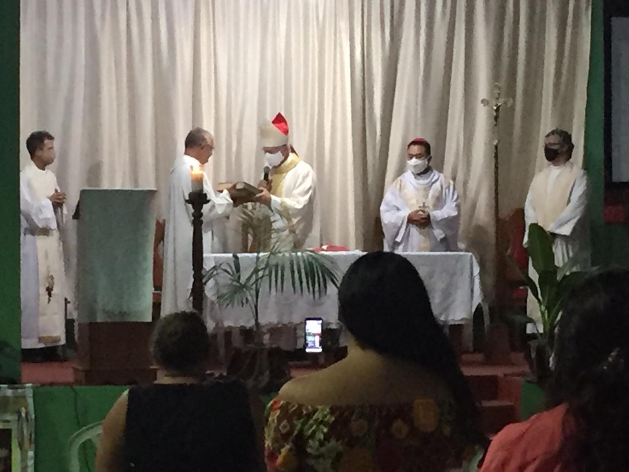 Fiesta de San Ignacio en Manaos