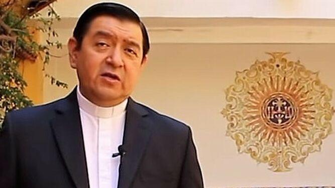 """Padre Valdemar. ACN, """"trabajo de laicos"""""""