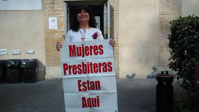 Christina Moreira, apóstola
