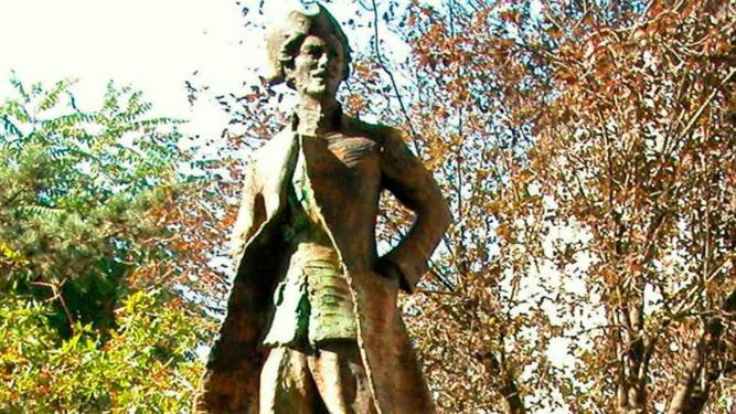 Monumento a Jean-François Lefèbvre de la Barre