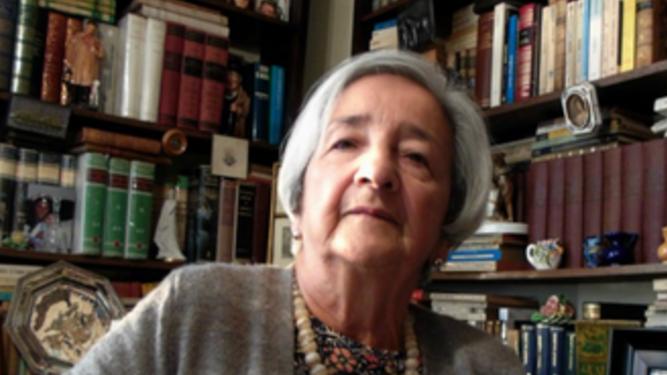 La teóloga Isabel Corpas