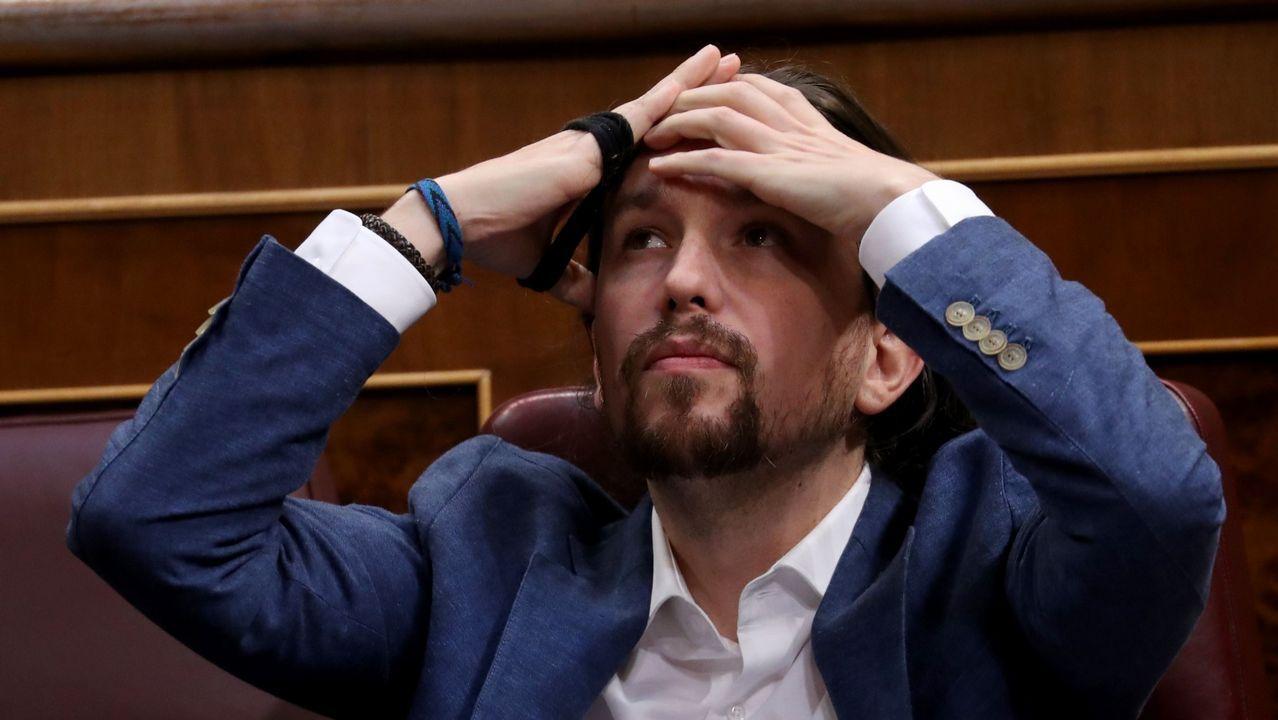 Pablo Iglesias imputado