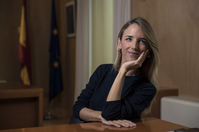 Cayetana Álvarez de Toledo octubre 2019