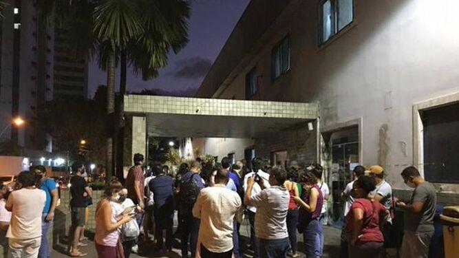 Abortistas y antiabortistas, enfrentados en el hospital de Pernambuco
