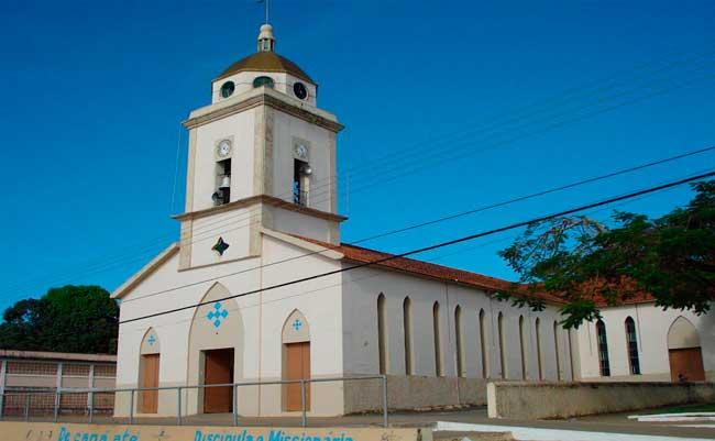Catedral de Humaitá